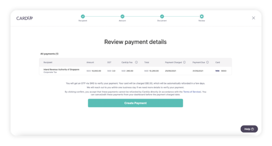 1.3.6 Review payment details_highlight