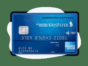 American Express KrisFlyer Card