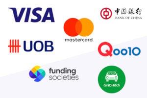 CardUp partnerships and alliances 2018