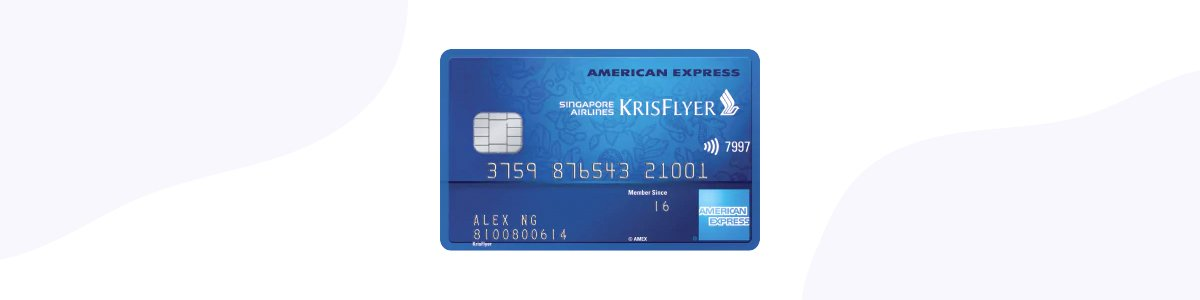 CardUp with The American Express® Singapore Airlines KrisFlyer Credit Card