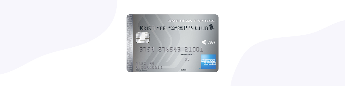 CardUp with The American Express® Singapore Airlines PPS Club Credit Card