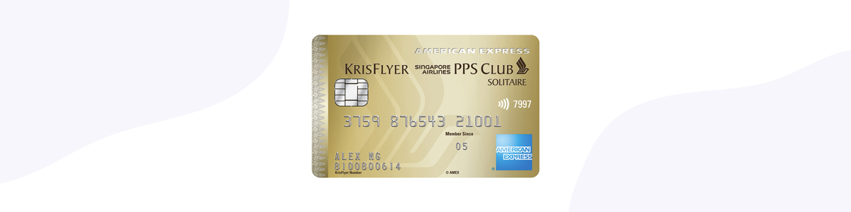 CardUp with The American Express® Singapore Airlines Solitaire PPS Club Credit Card