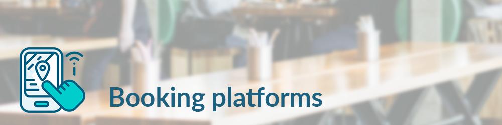 Booking platforms