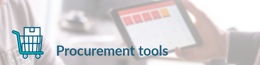 Procurement tools