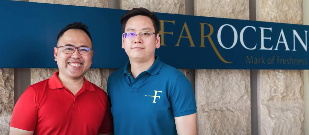 Far Ocean Group is a leading purveyor in food solutions.