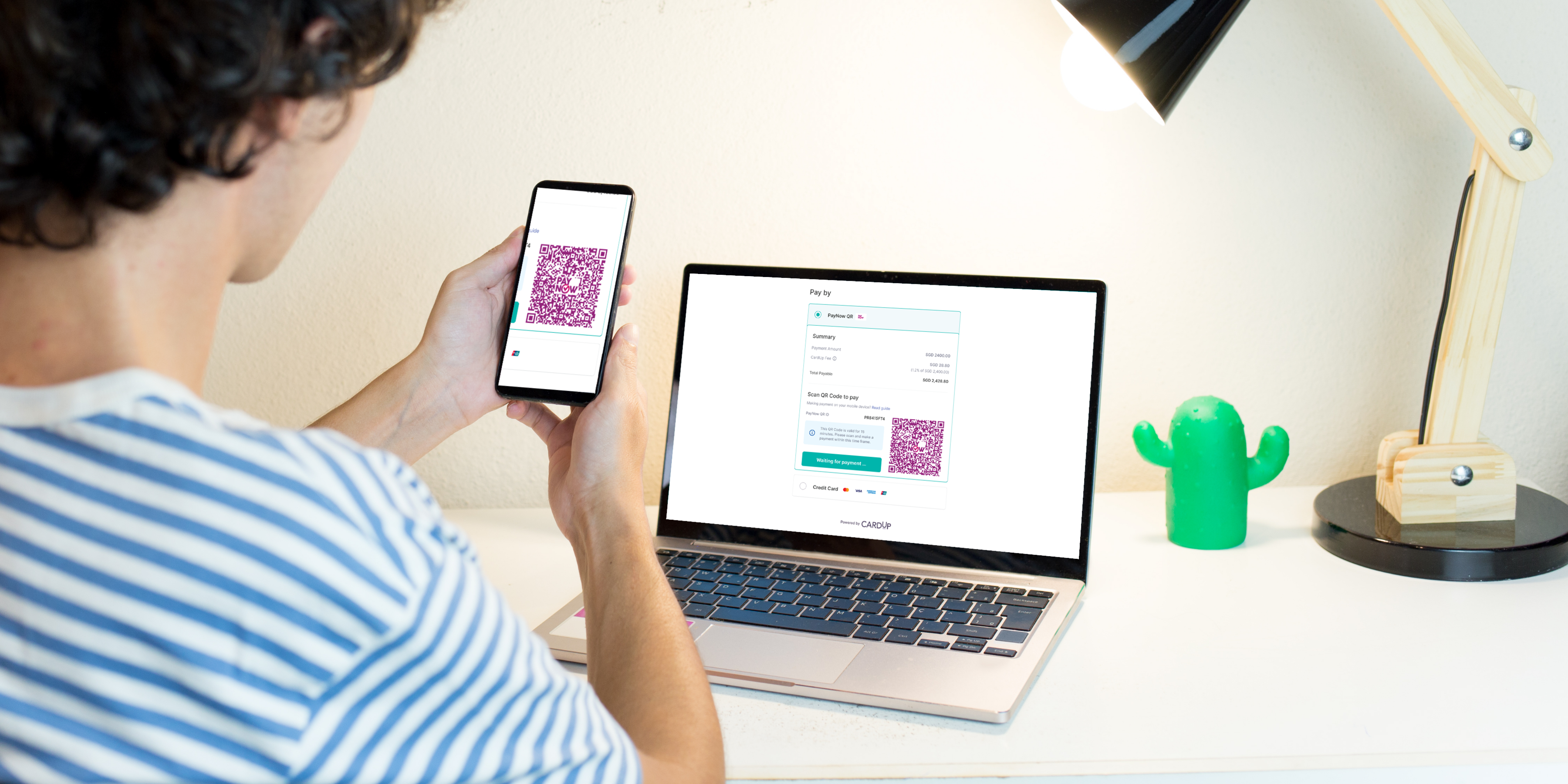 Introducing PayNow on CardUp: Seamless payment collection