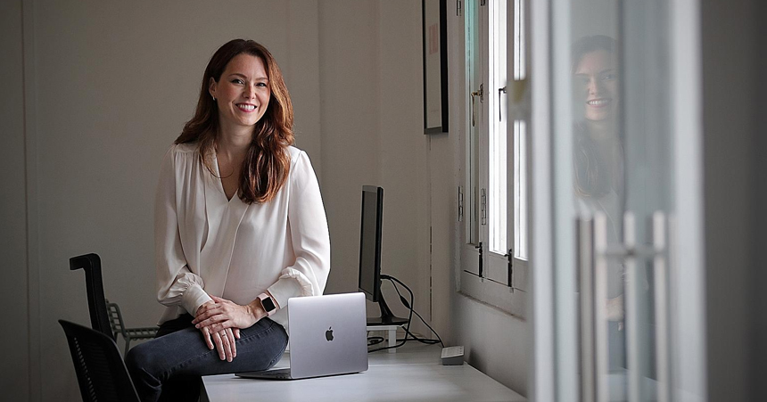 Nicki Ramsay, CEO CardUp - interview with The Straits Times